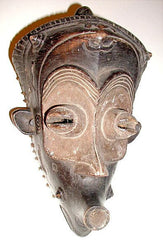 Initiation Spirit Mask