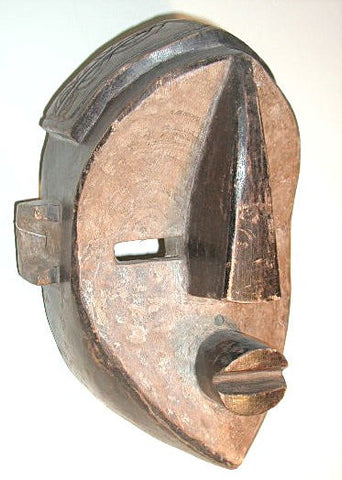 Male Nkaki Ceremonial Mask