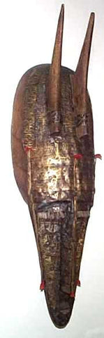 N'tomo Ceremonial Mask