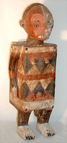 Ceremonial Figure-vessel