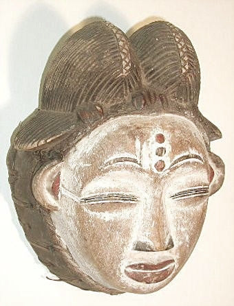 Okuyi Ceremonial Mask