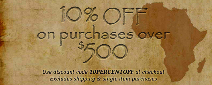 Take 10% off on multiple item purchases