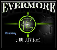 Blueberry Biscuit 60 ml Evermore E Juice