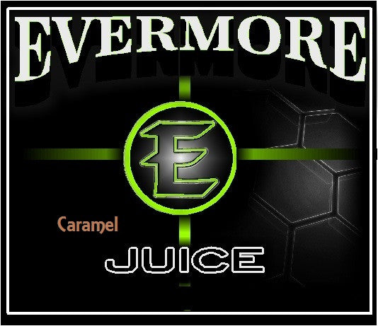 Caramel 60 ml Evermore E Juice