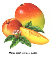 Mango peach 60 ml Evermore E Juice