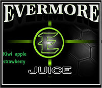 kiwi apple strawberry 60 ml Evermore E Juice