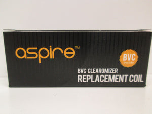 Aspire BVC Dual coil unit