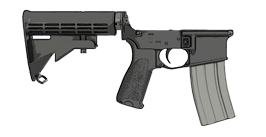 Lower Receiver Components for AR 15