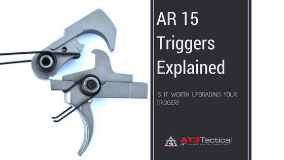 AR 15 Triggers Explained