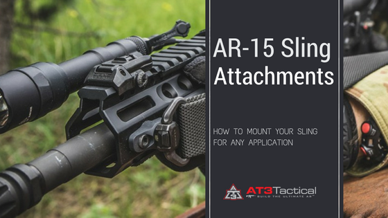 How to Mount AR-15 Sling for Any Application