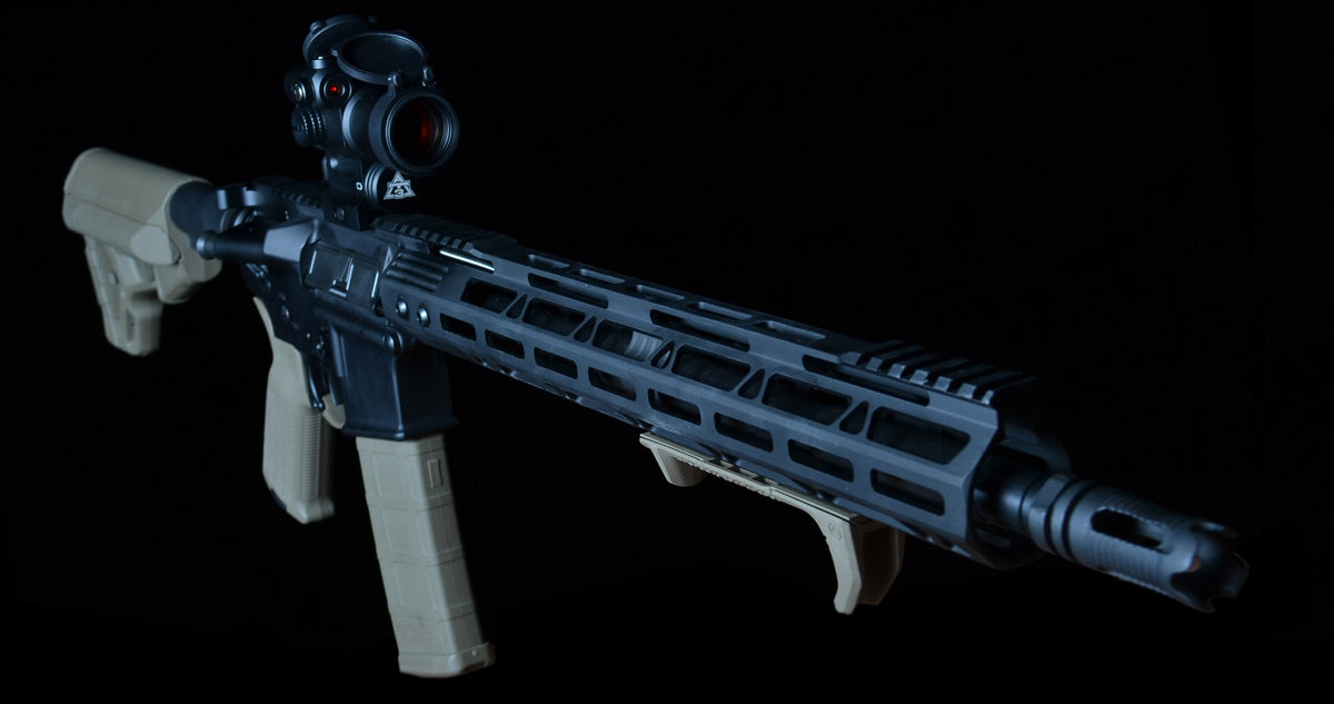 AT3 PROLOK Free Float AR 15 Handguard