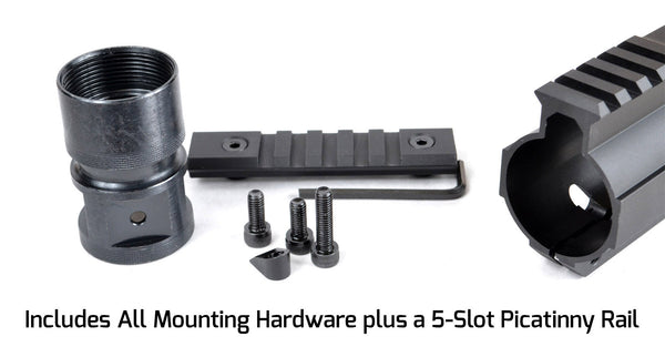 AT3™ PROMOD-K Keymod AR-15 Free Float Handguard Hardware Grande