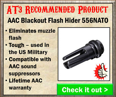 AAC Blackout Muzzle Device