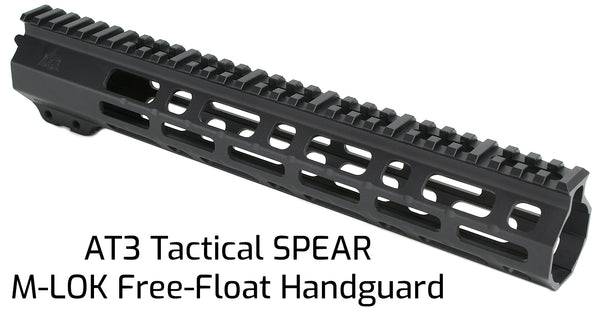 AT3 Tactical SPEAR M-LOK Free Float Handguard