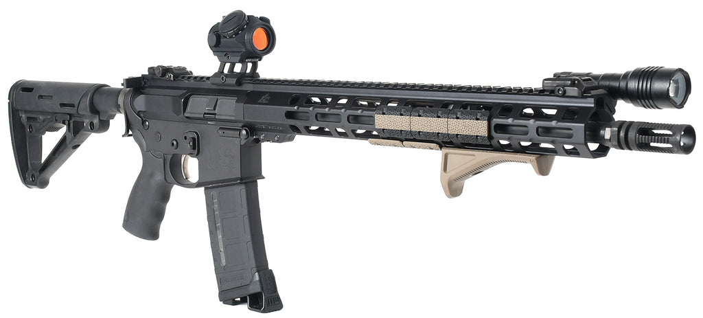 "AT3 Tactical SPEAR M-LOK Free Float Handguard - Available in 12"" and 15"" Lengths"