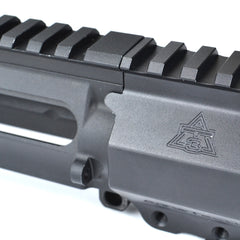 AT3 SPEAR M-LOK AR 15 Free Float Handguard Forged Upper Rotation