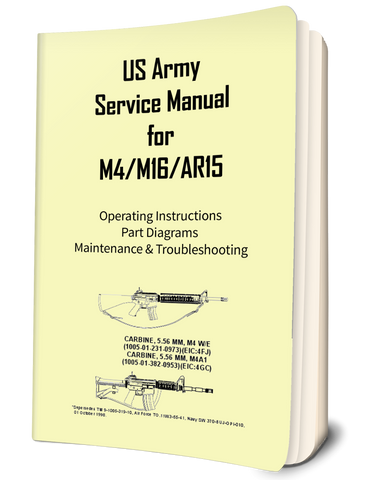 Army M16 Diagram Auto Electrical Wiring Diagram