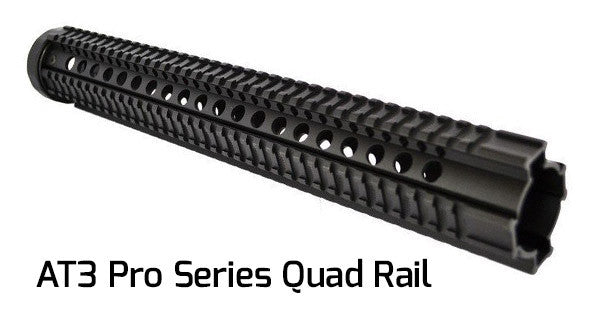 AT3 Pro Series Quad Rail