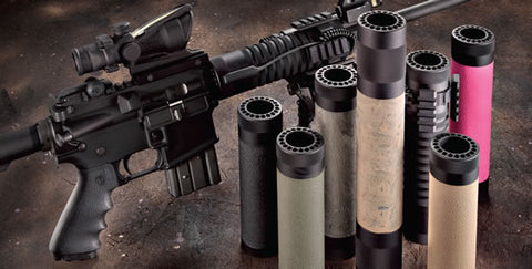 Hogue AR-15 Free Float Handguards