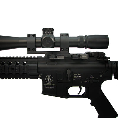Mounting AR 15 Scopes