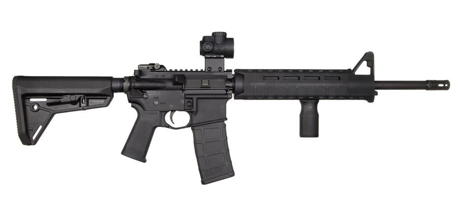 Stand Out From The Crowd   Upgrade Your AR 15 With The Magpul MOE SL™ Slim  Line Furniture Kit.