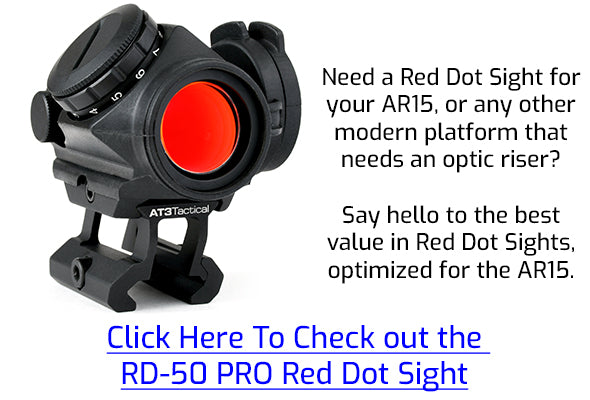 Click Here for the RD-50 Pro, with included Riser Mount and Protective Rubber Armor!