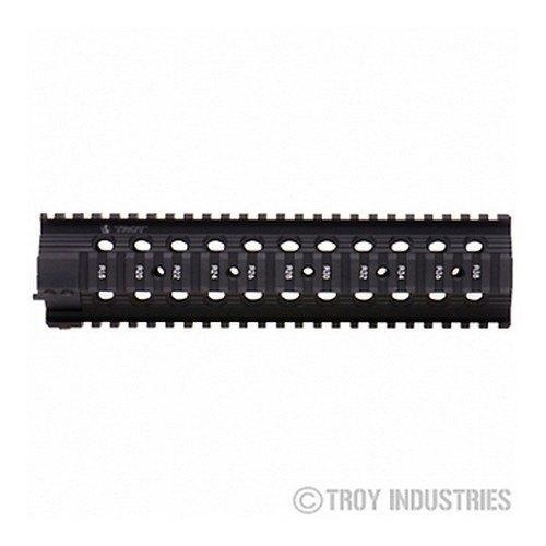 Troy MRF AR-15 Battle Rail - Free Float Quad Rail Handguard