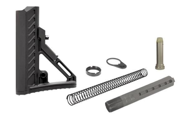 UTG PRO S2 Mil-Spec Buttstock Kit - All Parts Included - Buffer, Tube, Springs, & More