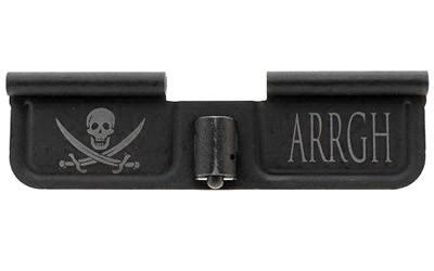 "Spike's Ejection Port Door Part Black ""Pirarte & Arrgh"" Engraving SED7003"