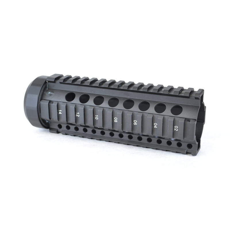 AT3™ Free Float Quad Rail Handguards - Pro Series - 5 Sizes and 2 Colors