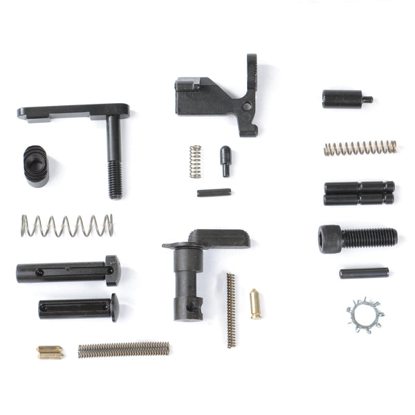 At3 Pro Builder Ar 15 Lower Parts Kit No Grip Or Trigger Assembly