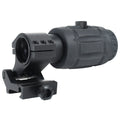 AT3™ Magnified Red Dot with Laser Sight Kit - Includes Red Dot with Laser Sight & 3x Magnifier
