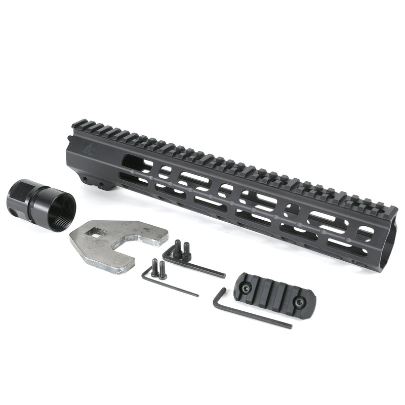 AT3™ SPEAR M-LOK™ AR-15 Free Float Handguard - 12 & 15 inch Lengths