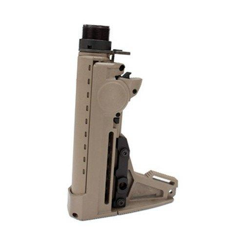 Buttstocks - Ergo F93 AR15 ProStock 8 Position Collapsible Stock Assembly - 4925