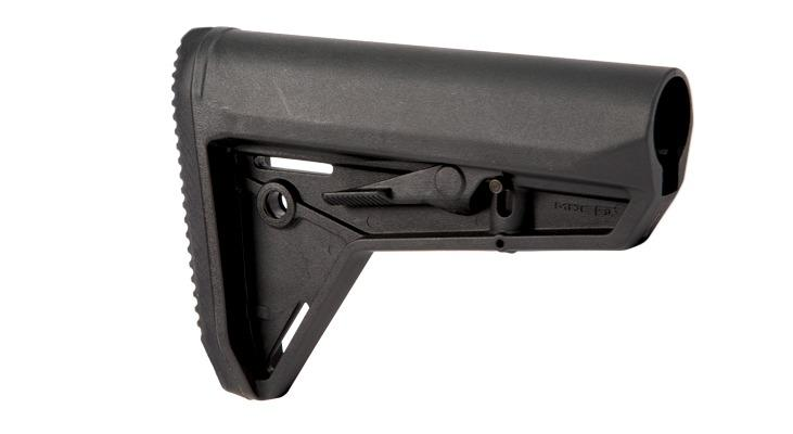Buttstocks - Magpul MOE Slim Line Carbine Stock - Commercial-Spec - AR15/M4 - MAG348