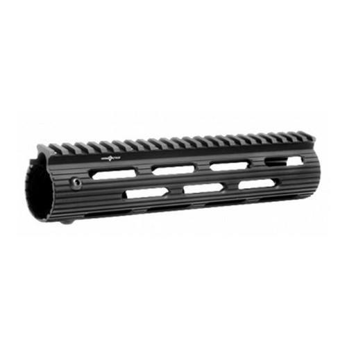 "Clearance - Troy VTAC Alpha Rail 9"" - BLACK- Free Float Handguard"