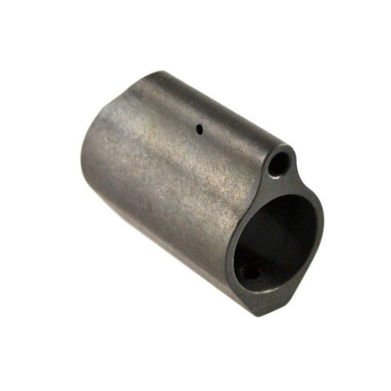 "Gas Blocks & Tubes - 3/4"" (.75"") Low Profile Long Gas Block - Steel"