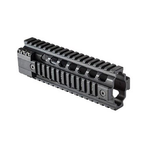 Handguards & Quad Rails - Ergo Z-Rail Z-Float, Free Float, AR15/M16 Without HG Cap - 4809