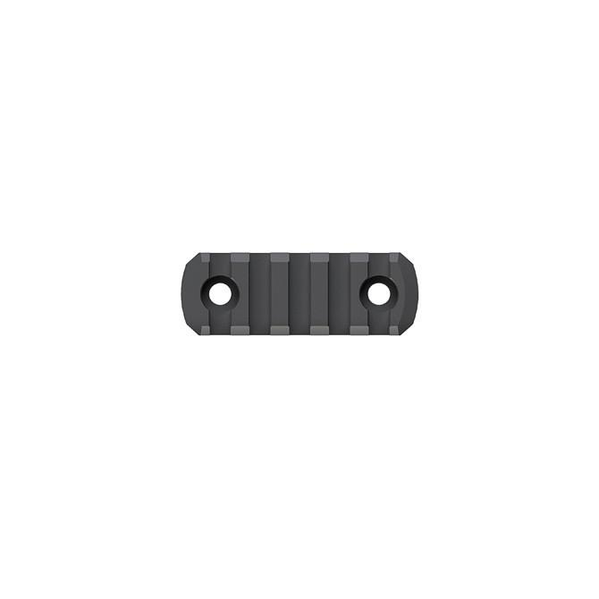 Handguards & Quad Rails - Magpul Aluminum Picatinny Rail Section For M-LOK - 4 Lengths - 3, 5, 7, Or 9 Slot
