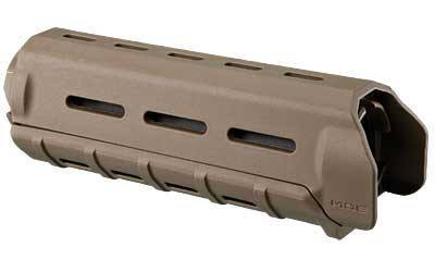 Handguards & Quad Rails - Magpul MOE M-LOK Carbine Length Handguard For AR-15 - MAG424