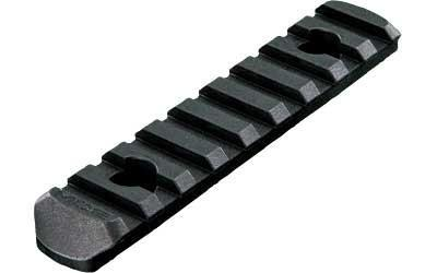 Handguards & Quad Rails - Magpul MOE Polymer Rail Sections Accessory Black 9 Slots MOE Hand Guard MAG408BLK