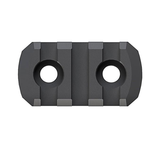 Handguards & Quad Rails - Magpul Polymer Picatinny Rail Section For M-LOK - 4 Lengths - 3, 5, 7, 9 Or 11 Slot