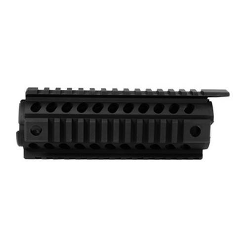 "Handguards & Quad Rails - MFT Tekko Metal AR15 7"" Carbine Drop-In Rail System  - TMARCIRS"