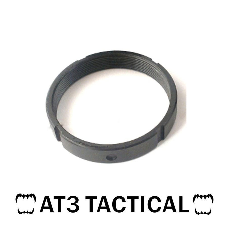 Handguards & Quad Rails - Replacement Lock Nut For AT3 Tactical T-Series Free Float Quad Rail Handguards
