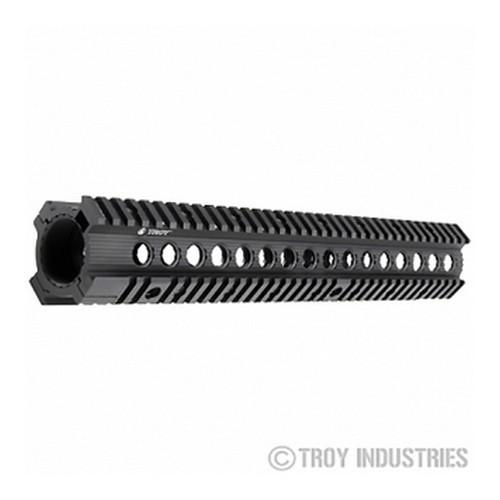 "Handguards & Quad Rails - Troy 13.8"" MRF-308 Rail - 3 Types - ARMALITE, DPMS LP, Or DPMS HP .308"