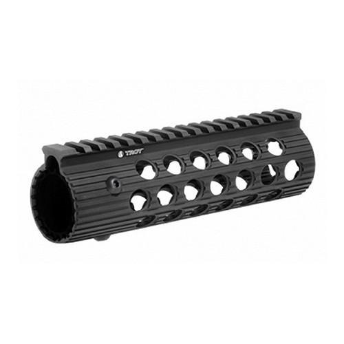 "Handguards & Quad Rails - Troy Alpha Rail 9"" Free Float Handguard"