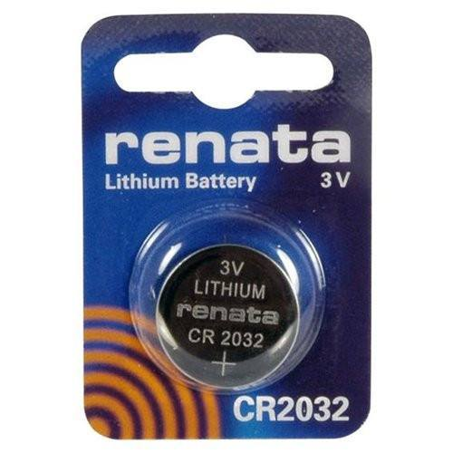 Lights & Lasers - Renata CR2032 Litium Battery - Multiple Quantities Available