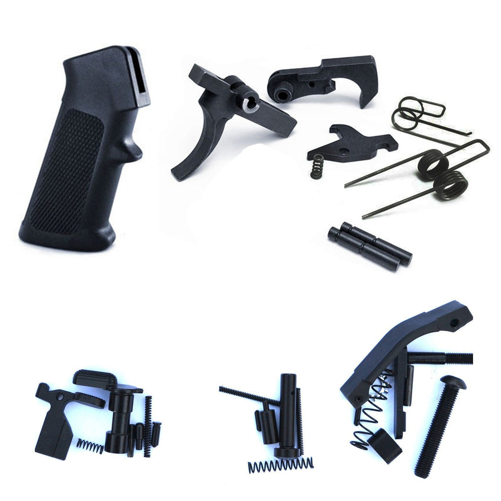 Lower Receiver Parts - AT3 Tactical Mil-Spec Plus™ AR-15 Lower Parts Kit