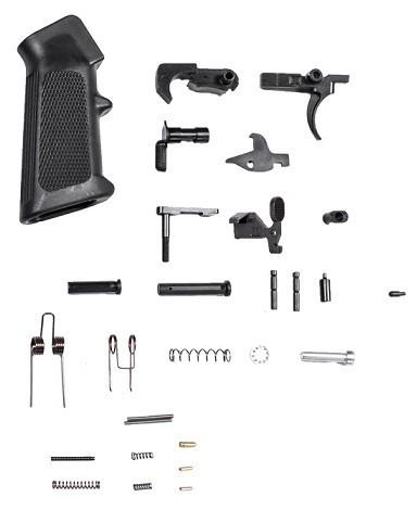 Lower Receiver Parts - DPMS Part Lower Receiver Parts Kit - LRPK1