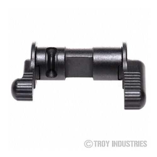 Lower Receiver Parts - Troy Ambidextrous Safety Selector Semi-Auto  - SSAF-AMB-S0BT-00